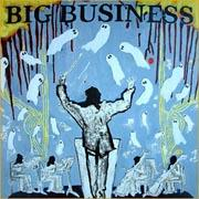 Big Business - Head For The Shallow (Cover Artwork)
