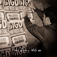 Big D and the Kids Table - The Gipsy Hill EP (Cover Artwork)