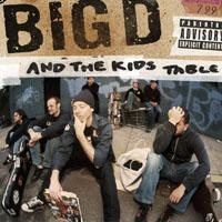 Big D And The Kids Table - How It Goes (Cover Artwork)
