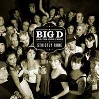 Big D and the Kids Table - Strictly Rude (Cover Artwork)