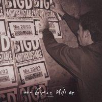 Big D and the Kids Table - The Gipsy Hill EP [2] (Cover Artwork)