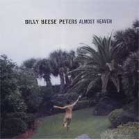 Billy Reese Peters - Almost Heaven (Cover Artwork)