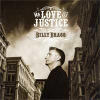 Billy Bragg - Mr. Love and Justice (Cover Artwork)