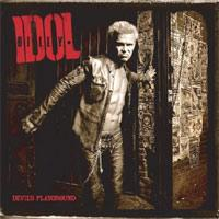 Billy Idol - Devil's Playground (Cover Artwork)