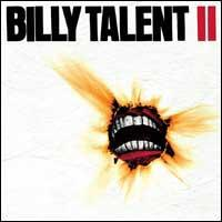 Billy Talent - Billy Talent II (Cover Artwork)