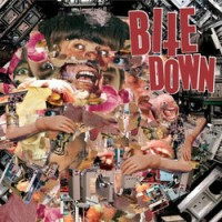 Bite Down - Doomsday Machine [7 inch] (Cover Artwork)