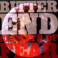 Bitter End - Climate of Fear (Cover Artwork)