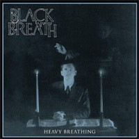 Black Breath - Heavy Breathing (Cover Artwork)