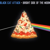 Black Cat Attack - Bright Side of the Moon (Cover Artwork)