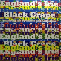 Black Grape / Joe Strummer - England's Irie [12-inch] (Cover Artwork)
