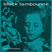 Black Tambourine - OneTwoThreeFour [double 7-inch] (Cover Artwork)