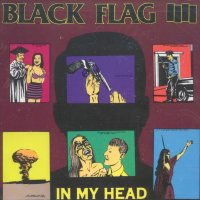 Black Flag - In My Head (Cover Artwork)