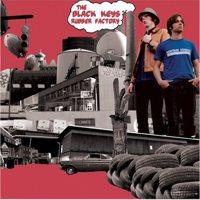 The Black Keys - Rubber Factory (Cover Artwork)