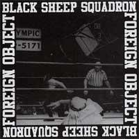 Black Sheep Squadron - Foreign Object (Cover Artwork)