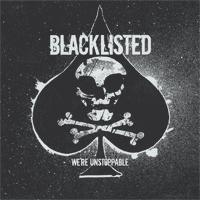 Blacklisted - We're Unstoppable (Cover Artwork)