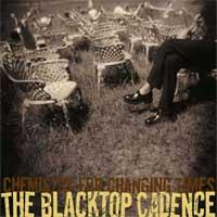 The Blacktop Cadence - Chemistry for Changing Times (Cover Artwork)