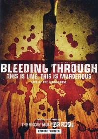 Bleeding Through - This Is Live, This Is Murderous DVD (Cover Artwork)
