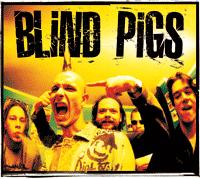 Blind Pigs - Blind Pigs (Cover Artwork)