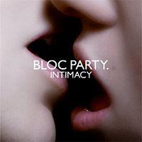 Bloc Party - Intimacy (Cover Artwork)