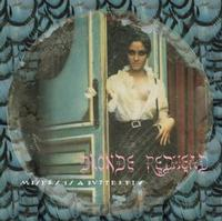 Blonde Redhead - Misery Is A Butterfly (Cover Artwork)