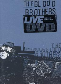 The Blood Brothers - Jungle Rules Live DVD (Cover Artwork)
