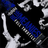 Blue Meanies - Full Throttle [reissue] (Cover Artwork)