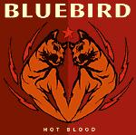 Bluebird - Hot Blood (Cover Artwork)