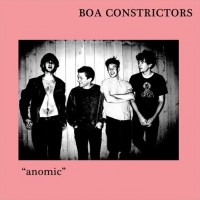 Boa Constrictors - Anomic (Cover Artwork)