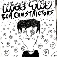 Boa Constrictors - Nice Try! (Cover Artwork)