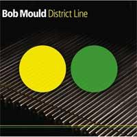 Bob Mould - District Line (Cover Artwork)