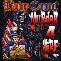 Body Count - Murder 4 Hire (Cover Artwork)