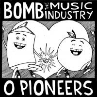 Bomb the Music Industry! / O Pioneers!!! - Split [10 inch] (Cover Artwork)