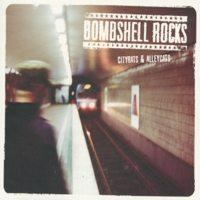 Bombshell Rocks - Cityrats & Alleycats (Cover Artwork)