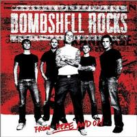 Bombshell Rocks - From Here And On (Cover Artwork)