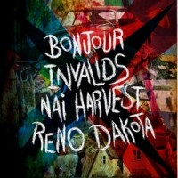 Bonjour / Invalids / Nai Harvest / Reno Dakota - Split [7-inch] (Cover Artwork)
