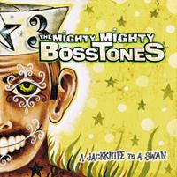 The Mighty Mighty Bosstones - A Jackknife To A Swan (Cover Artwork)