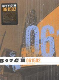 Botch - 061502 [DVD/CD] (Cover Artwork)