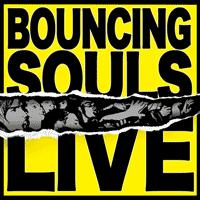 Bouncing Souls - Live (Cover Artwork)