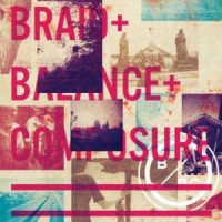 Braid / Balance and Composure - Split [7-inch] (Cover Artwork)