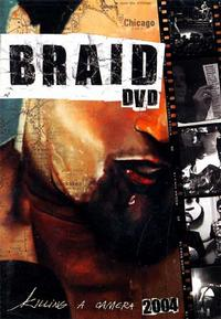 Braid - Killing A Camera 2004 DVD (Cover Artwork)