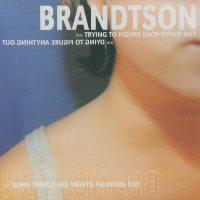 Brandtson - Trying to figure each other ou (Cover Artwork)