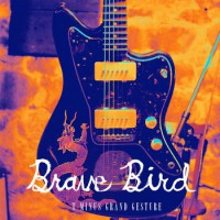 Brave Bird - T-Minus Grand Gesture (Cover Artwork)