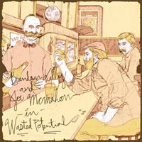 Brendan Kelly / Joe McMahon - Wasted Potential (Cover Artwork)