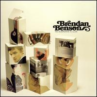 Brendan Benson - The Alternative to Love (Cover Artwork)
