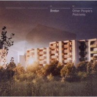 Breton - Other People's Problems (Cover Artwork)