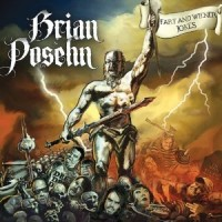 Brian Posehn - Fart and Wiener Jokes (Cover Artwork)