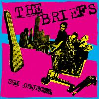 The Briefs - Sex Objects (Cover Artwork)