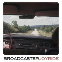 Broadcaster - Joyride (Cover Artwork)