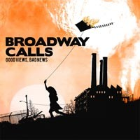 Broadway Calls - Good Views, Bad News (Cover Artwork)