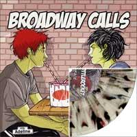 Broadway Calls / Teenage Bottlerocket - split (Cover Artwork)